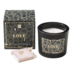 Luxury scented candle -...
